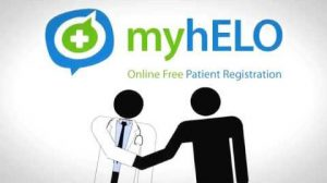 My Helo Online Patient Registration