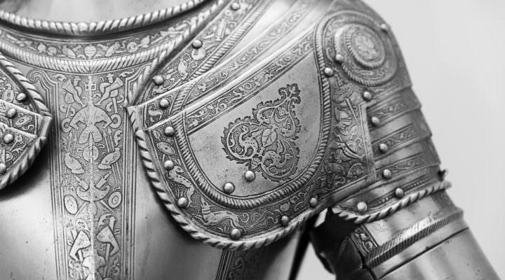 16th century armour
